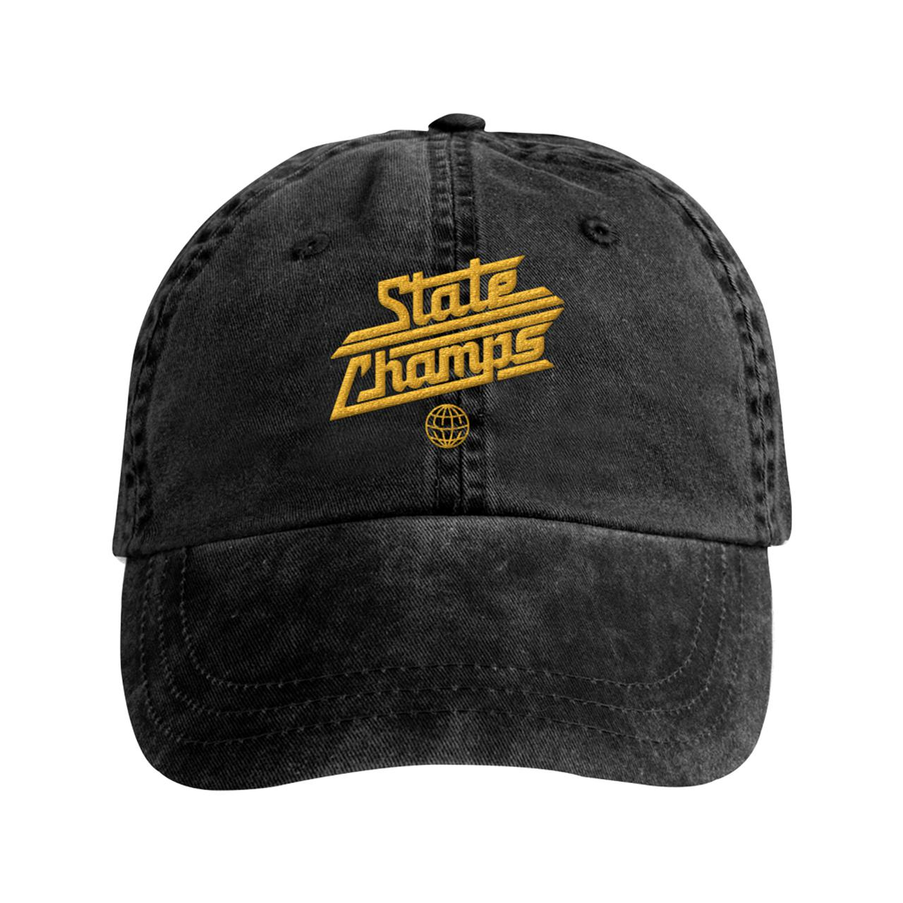 8d66f547052 State Champs SC - Globe Logo Dad Hat