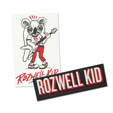 Rozwell Kid - Sticker Bundle