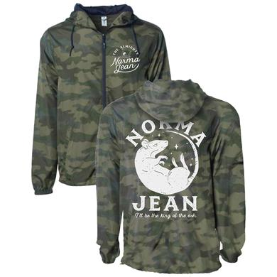 Norma Jean NJ - Almighty Camo Windbreaker