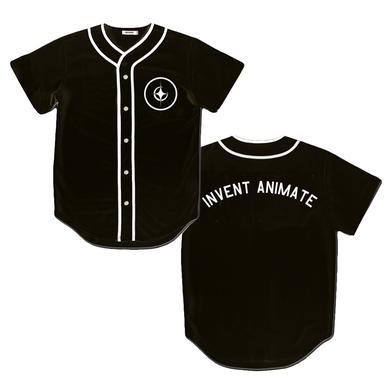 Animate Invent IA - Logo Baseball Jersey