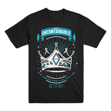 Set It Off SIO - Uncontainable Tee
