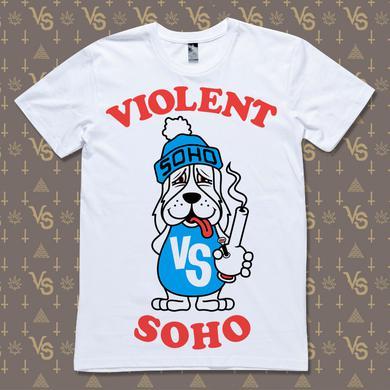 Violent Soho Slushed Puppy Tee