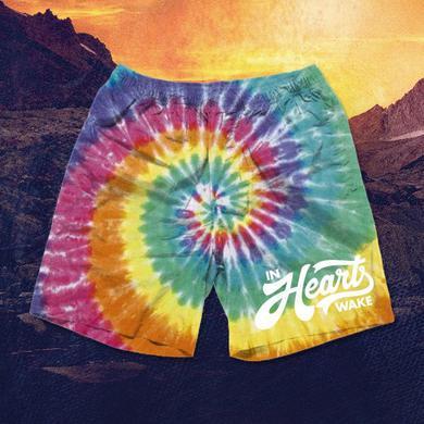In Hearts Wake IHW - Soda Pop Dye Shorts