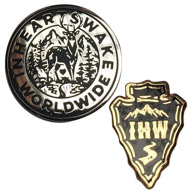 In Hearts Wake IHW - Pin Set (2)