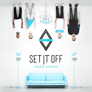 Set It Off SIO - Upside Down (CD)