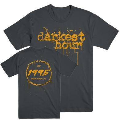 "Darkest Hour DH - ""Halloween"" Edition Thrash Tee"