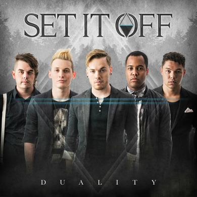 Set It Off SIO - Duality (CD)