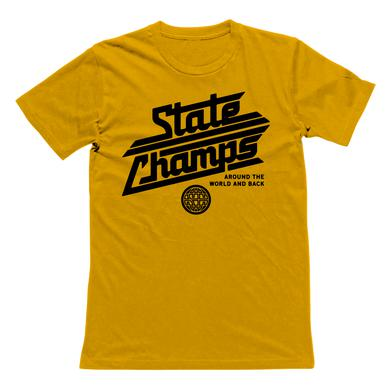State Champs SC - Around The World Gold Tee