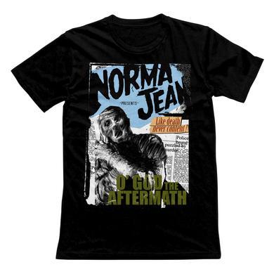 Norma Jean NJ - O' God The Aftermath Tee