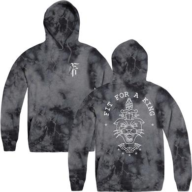 FIT FOR A KING FFAK -Dyed Hoodie