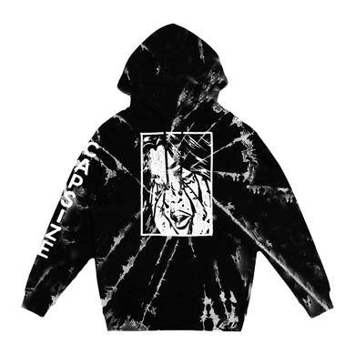 "CAPSIZE - ""Cry"" Dyed Hoodie"