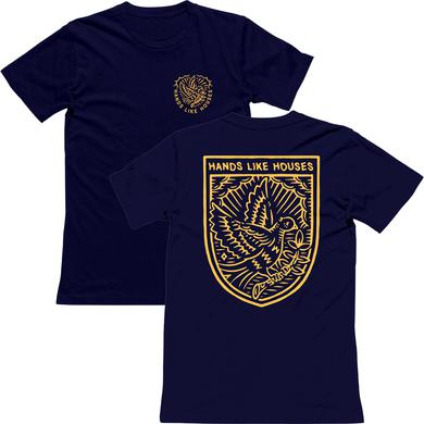 Hands Like Houses HLH - Dove Tee (Navy)