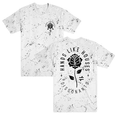 Hands Like Houses HLH - Speckled Rose Tee