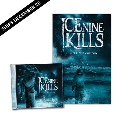 ICE NINE KILLS INK - SIJAS CD and Poster Combo