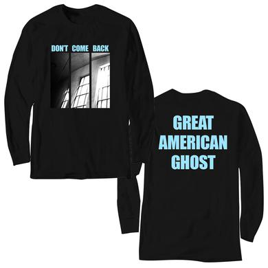 Great American Ghost GAG - Don't Come Back Long Sleeve