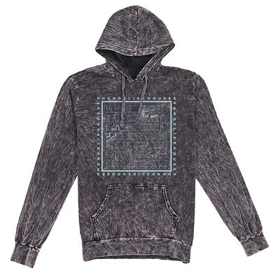 Hands Like Houses HLH - Wireframe Acid Wash Hoodie