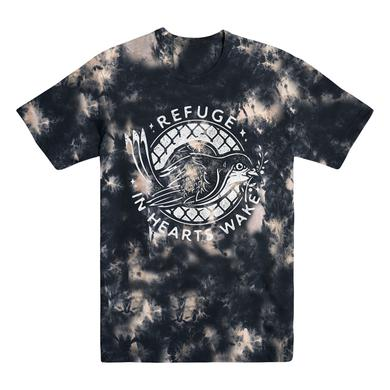 In Hearts Wake IHW - Boxing Day Dyed Tee