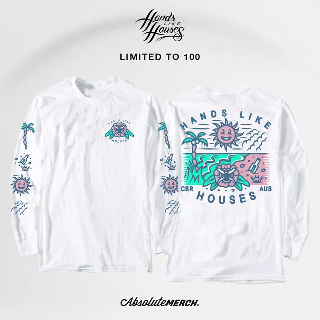 Hands like houses hoodie