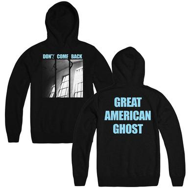 Great American Ghost GAG - Don't Come Back Hoodie