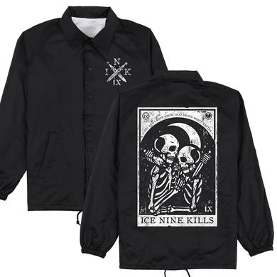 ICE NINE KILLS INK - Valentines Coach Jacket