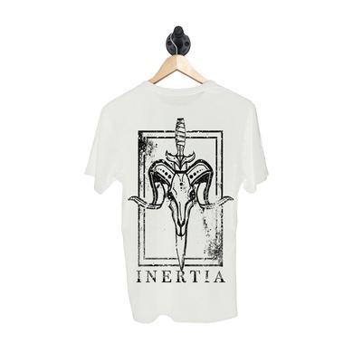 INERTIA - Skull Tee