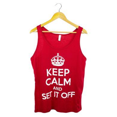 Set It Off SIO - Keep Calm Tank