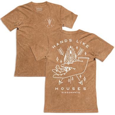 Hands Like Houses HLH - Ltd Sandstone Acid Wash