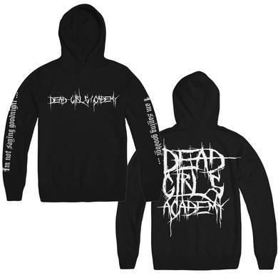 Dead Girls Academy DGA - Metal Hoodie