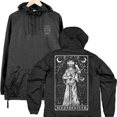 ICE NINE KILLS INK - Judgement Day Windbreaker