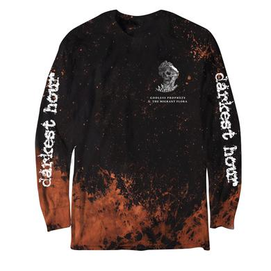 Darkest Hour DH - Bleached Long Sleeve