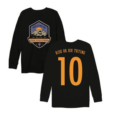 Four Year Strong FYS - Here At The Top Longsleeve
