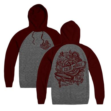 The Color Morale TCM Compass Hoodie