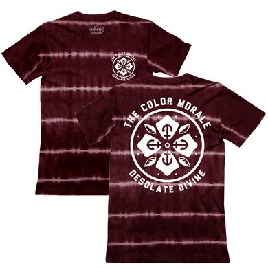 The Color Morale TCM Anchor Flower Tee