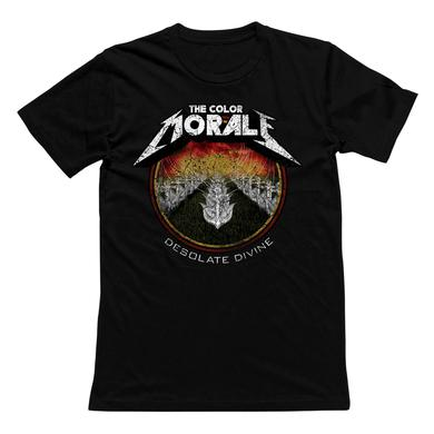 The Color Morale TCM Metallica Tee