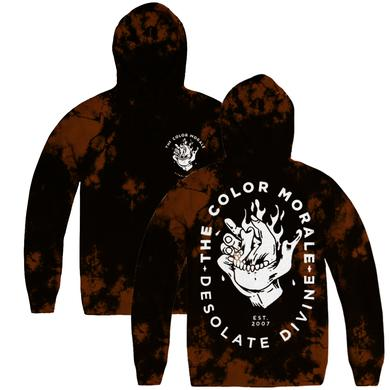 The Color Morale TCM Bleached Hoodie