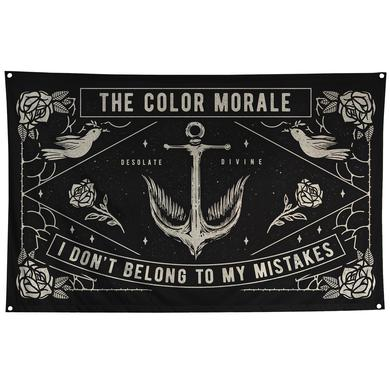 The Color Morale TCM Wall Flag