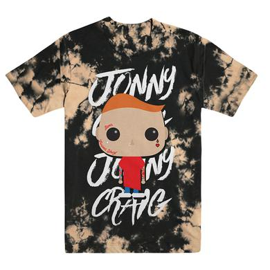 Jonny Craig JC - Limited Pop Toy Bleach tee