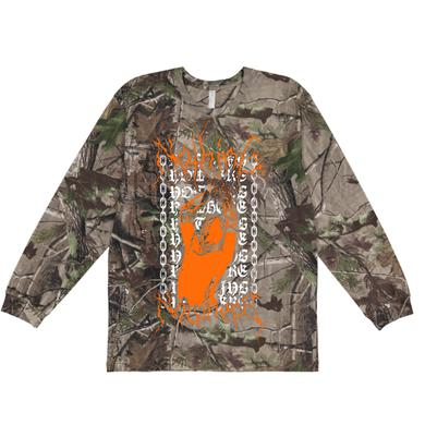 Nothing, Nowhere real tree camo long sleeve