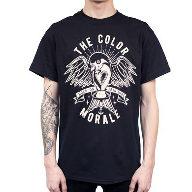 The Color Morale TCM Black Sparrow Tee