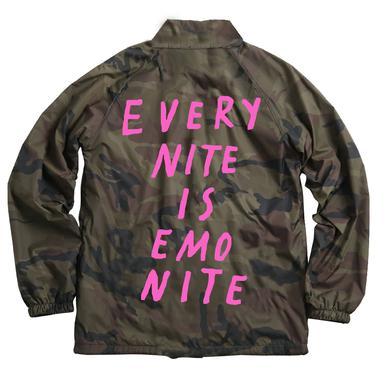 Emo Nite Camo/Pink ENIEN Coach Taylor Jacket