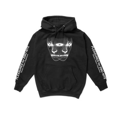 PLEASURES x Emo Nite Faces Hoodie