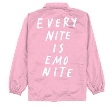 Emo Nite Pink ENIEN Coach Taylor Jacket