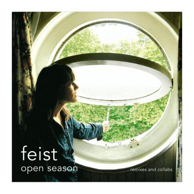 Feist Open Season CD (Interscope)