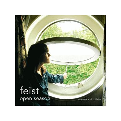 Feist Open Season CD (Interscope)