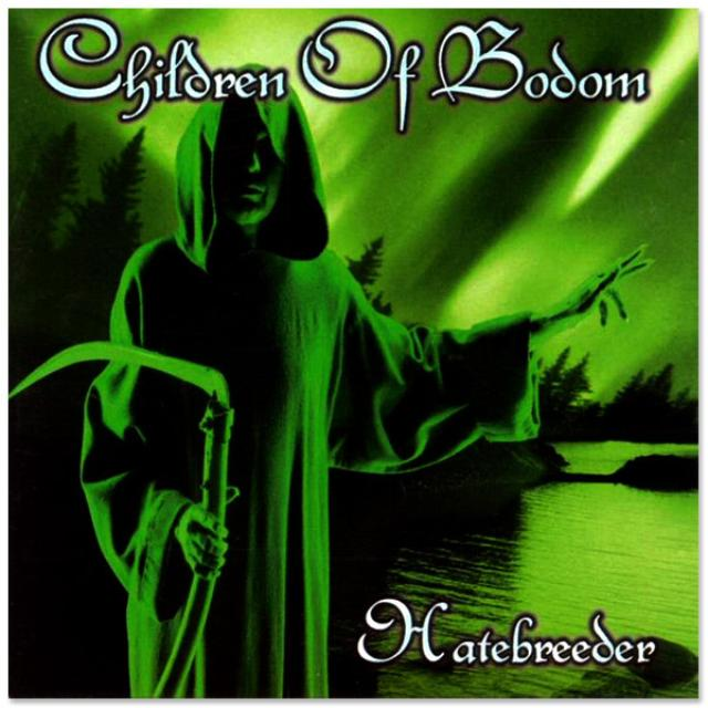 Children Of Bodom Hatebreeder CD