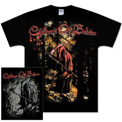 Children of Bodom Death Forest Black Tee