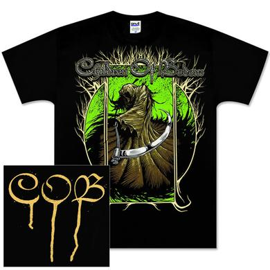 Children of Bodom Reaching Black Tee