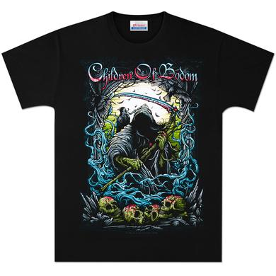 Children Of Bodom Skulls Reaper T-Shirt