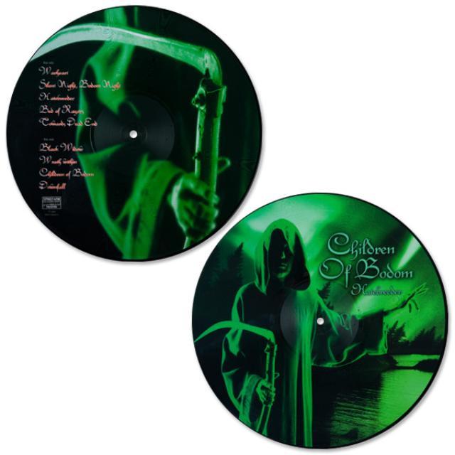 Children Of Bodom Hatebreeder – LP (Vinyl)
