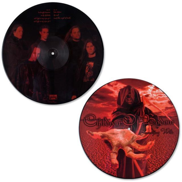Children Of Bodom Something Wild – LP (Vinyl)